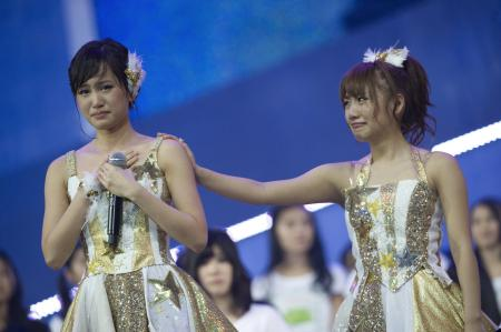 【AKB48】前田21才、島崎22才、渡辺23才で卒業したのに最近の運営は23才以上ばかりゴリ推ししてる