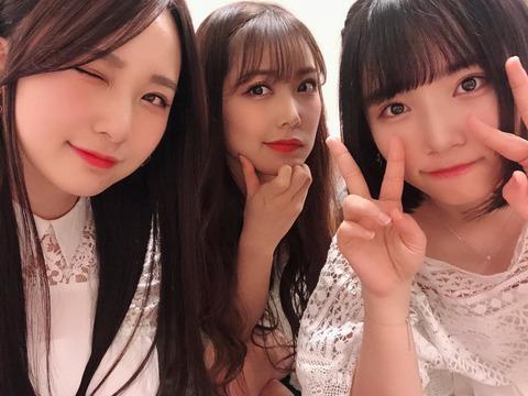【AKB48】矢作萌夏のユニットが「Sucheese(すちーず)」口癖「すち」から新ユニット名が誕生