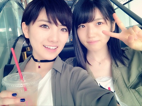 【AKB48G】一番目が離れているメンバーって誰?