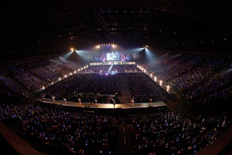 【AKB48G】さいたまスーパーアリーナと神戸ワールド記念ホール、どっちのコンサートが好き?