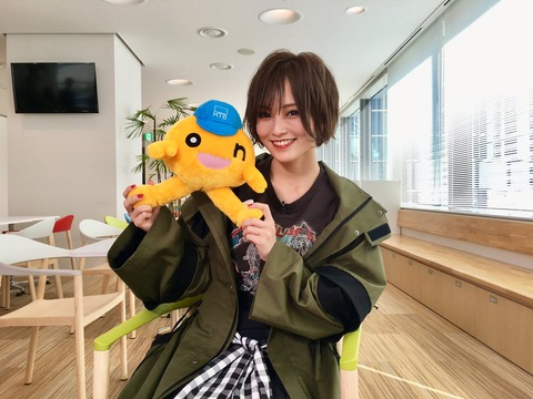 【画像】最新の山本彩さんが可愛過ぎるんだが!!!【さや姉】