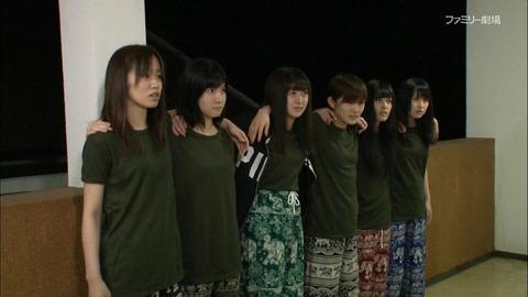 【AKB48】今回のネ申テレビの軍隊企画って今までより温くね?