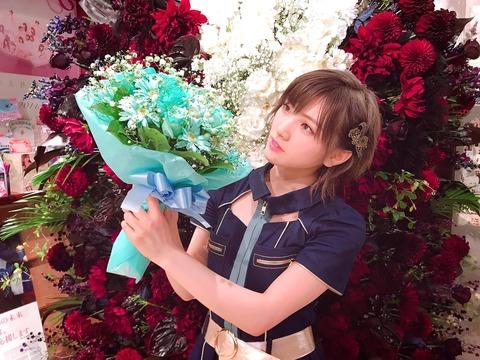 【AKB48】岡田奈々が歌唱力No.1決定戦に立候補「21歳の目標はソロデビュー」