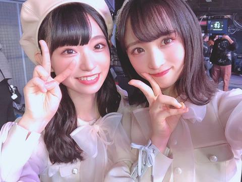 【AKB48】ゆいゆいがセンターのずっきーとツーショット写真を撮る。矢作とは撮らなかったのになぜ?【小栗有以】