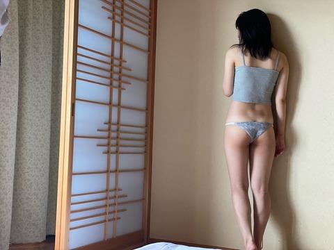 【NMB48】上西怜さんのお尻にホクロ♡♡♡