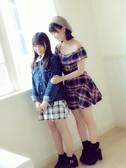 【HKT48】矢吹奈子は分かるけど朝長美桜はなんで人気があるの?