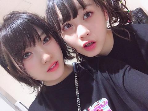 【AKB48】チーム8横山結衣、まだ9月なのに早くもストーブをつける
