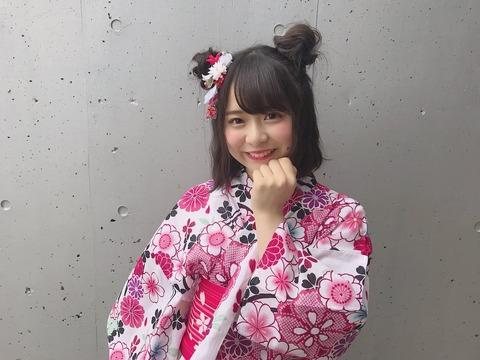 【AKB48】倉野尾成美ちゃんのお●ぱい