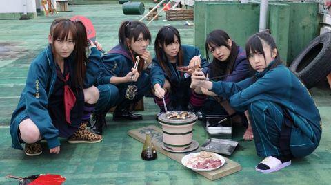 【AKB48G】最初は仲良くても段々と人気の差が出て疎遠に