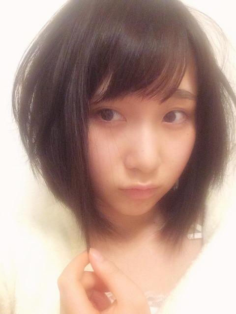 【AKB48】高橋朱里ちゃんがショートにして「メッシ」時代の可愛さ大復活