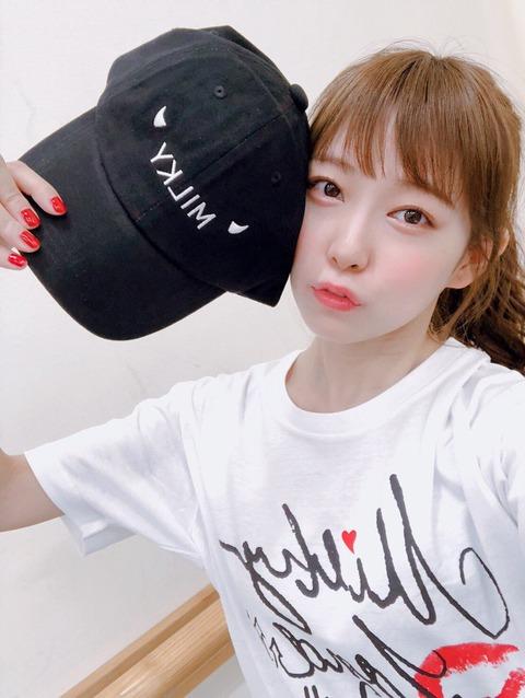 【朗報】元NMB48渡辺美優紀、ソロライブに向けて新曲発表キタ━━ヾ(゚∀゚)ノ━━!!