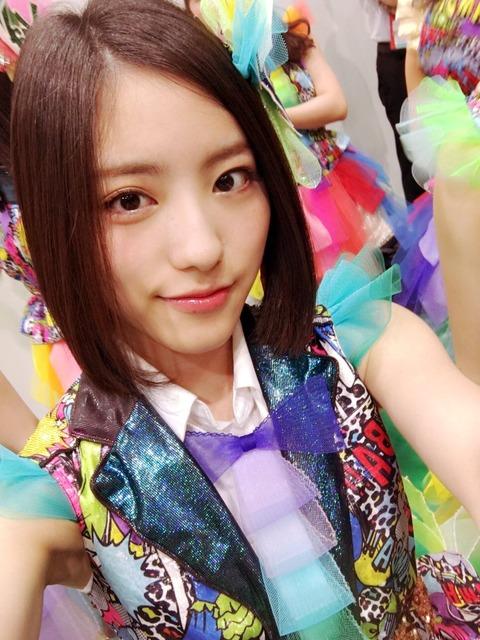 【NMB48】ぶっちゃけ井尻晏菜てめっちゃ美人だよな?