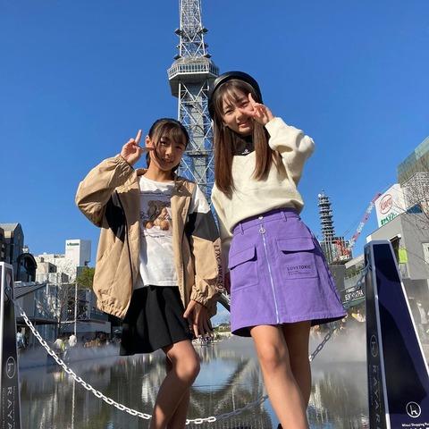 【SKE48】10期オーデ最高の逸材と言われた大杉輝ちゃん(小6)【コアターゲット間近】