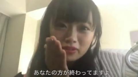 【NGT48】中井りかがアンチを一刀両断?