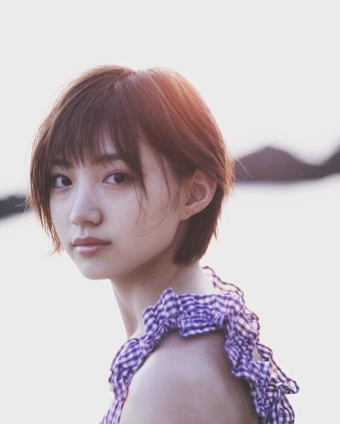 【NMB48】太田夢莉写真集「ノスタルチメンタル」のオフショット!!!
