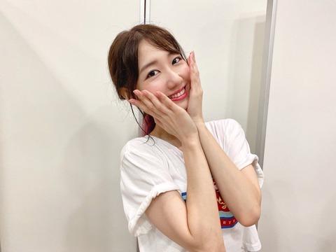 【AKB48】ゆきりん「実は下の毛が濃い」「グラビアの時は少し整えるけど基本的には自然なまま」ラジオで告白【柏木由紀】