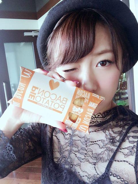 【朗報】高橋みなみがCMしてるベーコンポテトパイがバカ売れ!