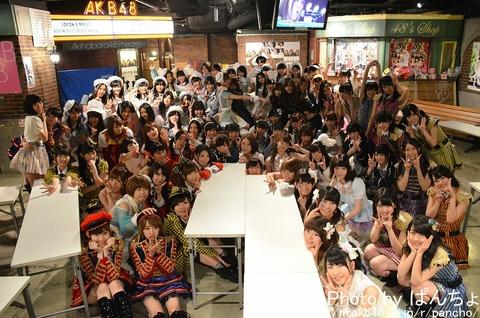 【AKB48G】200人以上のグループなのに死んだメンバーがいないって凄いな