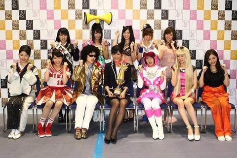 【AKB48】じゃんけん大会の新たな報酬を提案するスレ