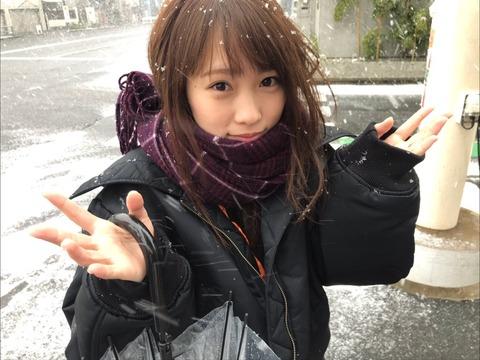 川栄李奈 AKB48の選抜回数が意外と少なかった