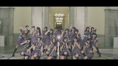 【AKB48】「快速と動体視力」という曲の不思議な粘り強さについて