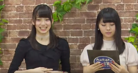 【AKB48】後藤萌咲と達家真姫宝の不仲がガチでヤバいwwwwww