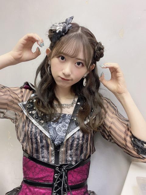【NMB48】杉浦琴音が自作のデジタル雑誌「𝑺𝒉𝒆𝒆𝒑」を発行