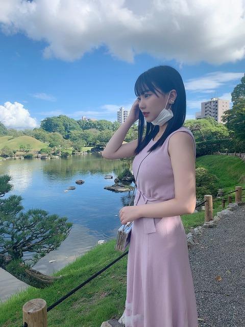 【π報】やっぱりみくりんはスゲ~な…【HKT48・田中美久】