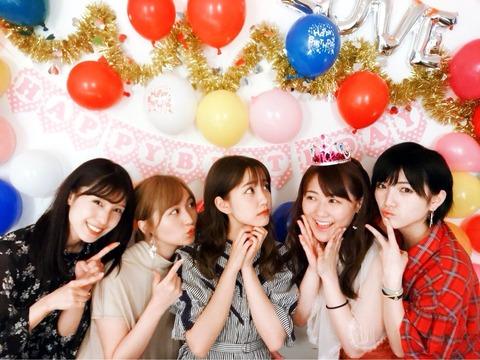 【AKB48】加藤玲奈のお誕生日会参加メンバーがこちら!岡田奈々も初参加!