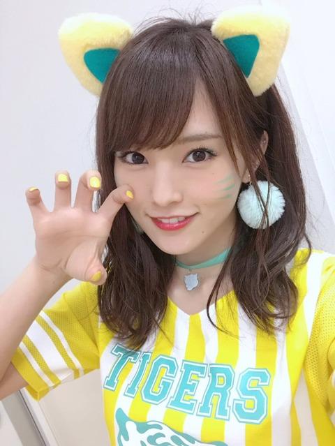 【NMB48】山本彩の投球フォームが素晴らしい!!!【動画あり】