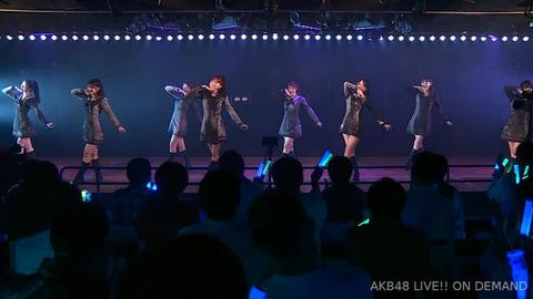 【AKB48G】公演もマスク着用で応援は拍手だけ、後は換気扇ずっと回しとけば満席いいんじゃね