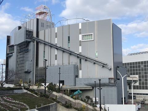 【朗報】HKT48の新劇場ビルがほぼ完成する