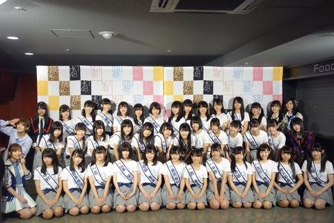 【AKB48G】第三回ドラフト会議から10カ月だけど各店の勝ち組は誰?