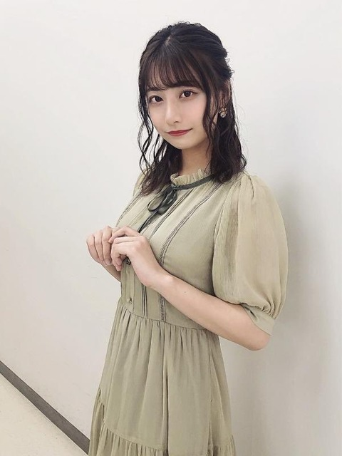 【AKB48】鈴木優香ちゃん、センターに選ばれる夢を見る!!