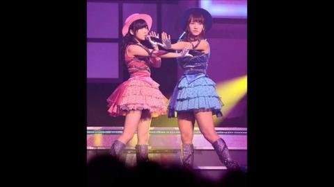【悲報】高城亜樹卒業公演がHKT48のサシコ・ド・ソレイユとカブる