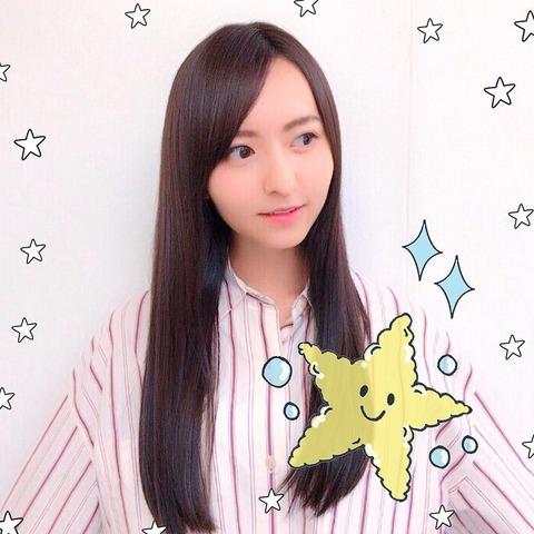 【HKT48】1年3ヶ月ぶりに黒髪になった森保まどか可愛過ぎるだろ!!!