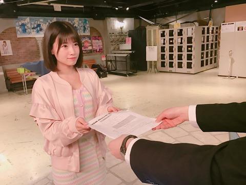 【HKT48】朝長美桜「選抜を目指して3回目の選抜総選挙。今年こそは選抜に入りたい」
