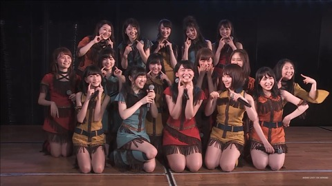 【AKB48】チーム4以外の若手って不利じゃね??