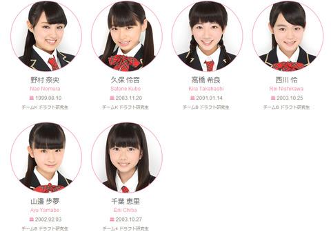 【遅報】AKB48の研究生は楽屋で携帯使用禁止らしい