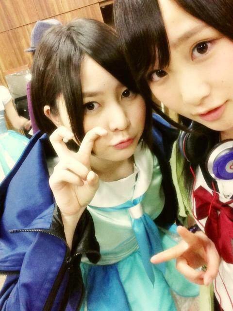 【AKB48】岩田華怜VS高橋朱里で可愛いのはどちらか?