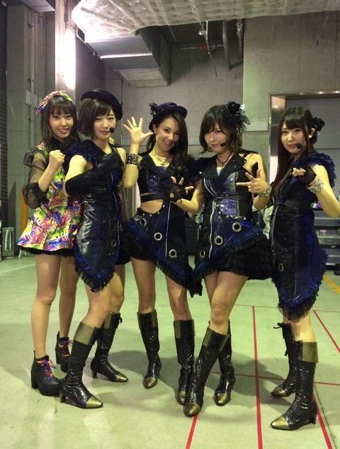 【AKB48】中田ちさとっていつまで居続けるつもりなの?