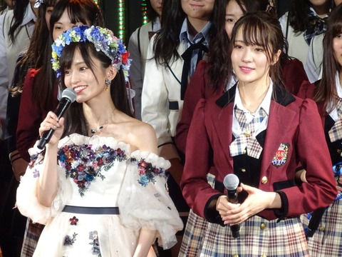【NMB48】小嶋花梨がキャプテン断ってたら誰がキャプテンだったんだ?