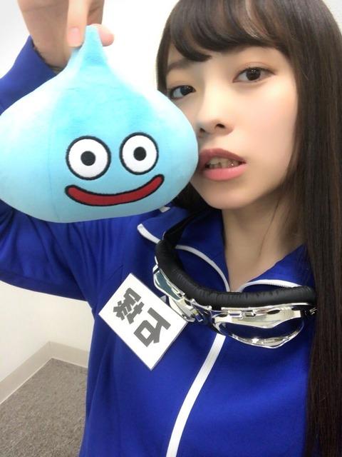【NMB48】石塚朱莉がドラクエ実況のYouTubeチャンネルを開設!!!
