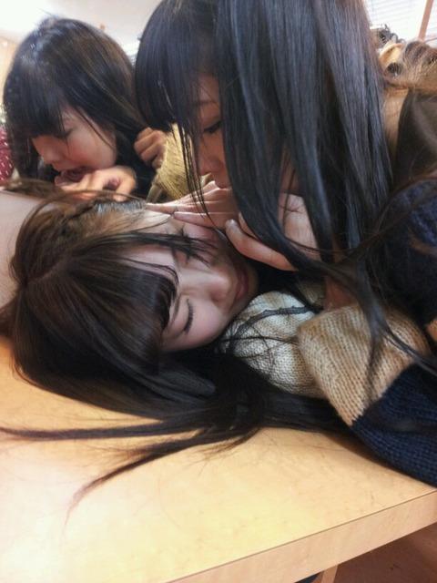 【AKB48G】耳を1分だけ舐めれるとしたら誰の耳を舐めたい?