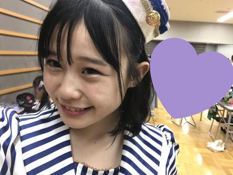 【HKT48】村川緋杏「福岡に帰る飛行機で、初めて痴漢?のようなものにあって、怖かった」