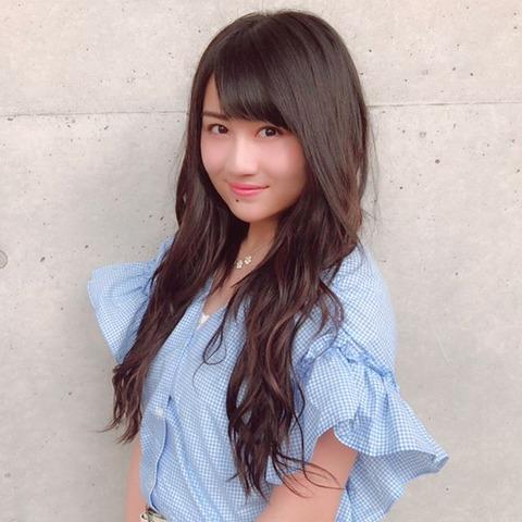 【NMB48】山本彩卒業後の新キャプテンは久代梨奈に確定か?