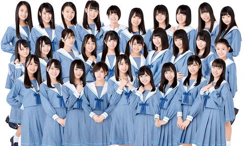 【朗報】STU48出張公演決定!AKB・SKE・NMB・NGT各劇場にも行くよ!