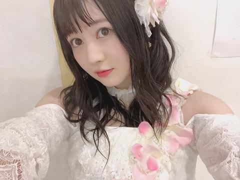 【SKE48】えごちゃんってさ、フランス人形みたいだよね【江籠裕奈】