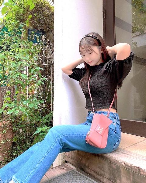 【朗報】チーム8藤園麗ちゃんの 乙パイ がフワフワに実るwww【AKB48】