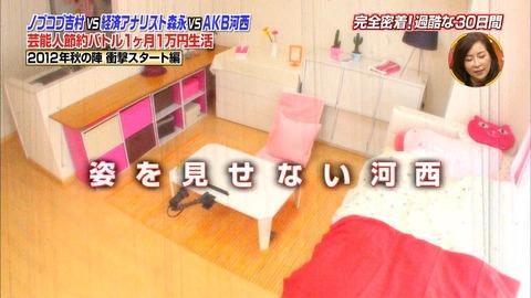 【AKB48】田野ちゃんが1ヶ月1万円生活を熱望【田野優花】